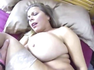 Stepmom & Stepson Affair 61 (Mom I Always Get What I Want) creampie milf old & young sex