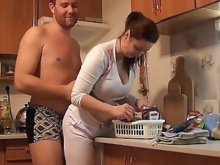 busty czech amateur fucking around the house by eliman amateur big tits czech sex