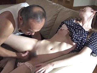 Horny Father in law Molest and Fuck Stepdaughter asian babe blowjob sex