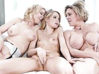 Strange Tradition In Family blonde lesbian mature sex